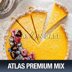 Atlas Premium Mix Lemon Tart - 10ml Mix Aroma