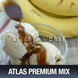 Atlas Mix Banana Man - 10ml Mix Aroma