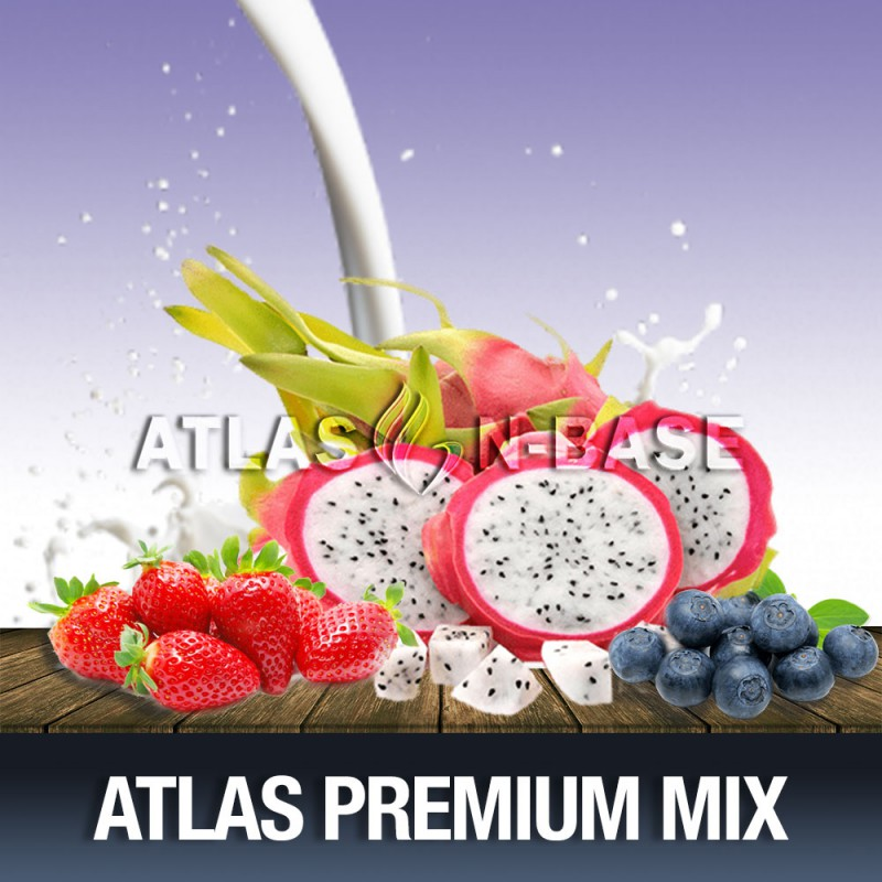 Atlas-Atlas Mix Blue Dragon's Blood - 10ml Mix Aroma
