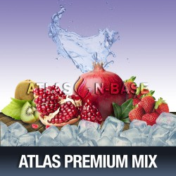 Atlas Mix Brain Freeze - 10ml Mix Aroma