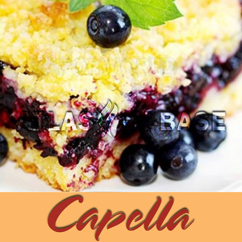 Capella-Capella Blueberry Cinnamon Crumble - 10 ml Dolum Aroma