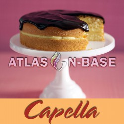 Capella Boston Cream Pie v2 - 10 ml Dolum Aroma