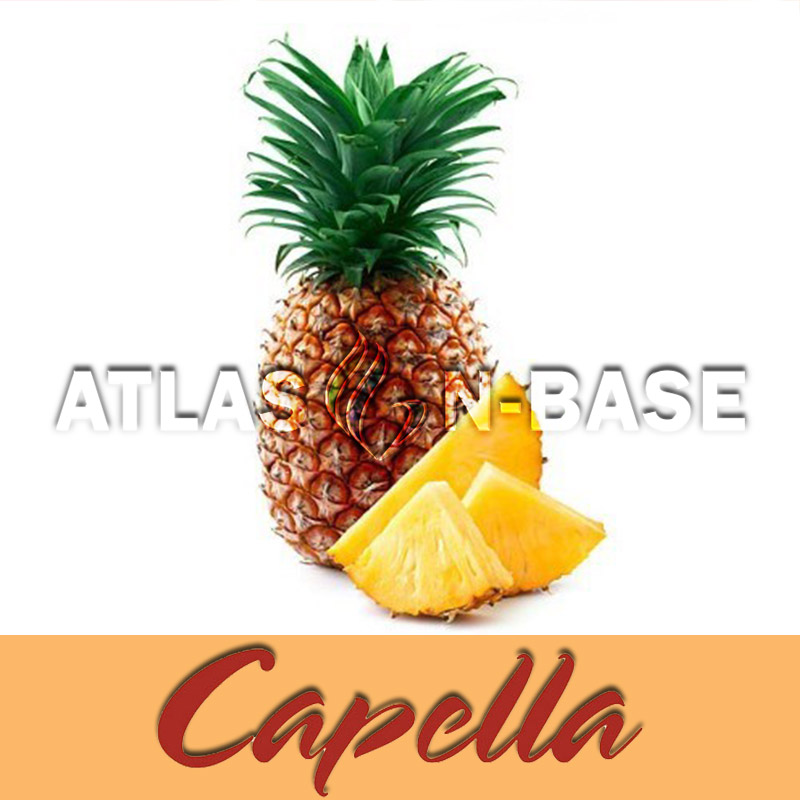 Capella-Capella Golden Pineapple - 10 ml Dolum Aroma