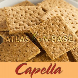 Capella Graham Cracker v2 - 10 ml Dolum Aroma