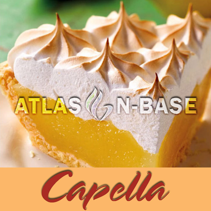 Capella-Capella Lemon Meringue Pie v2 - 10 ml Dolum Aroma