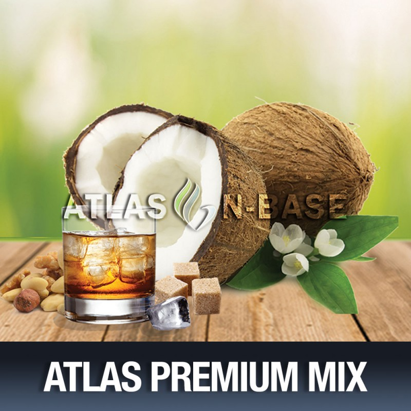 Atlas-Atlas Mix Castle Long - 10ml Mix Aroma