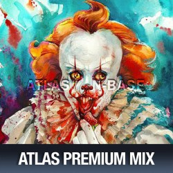 Atlas Mix Clown Pennywise - 10ml Mix Aroma