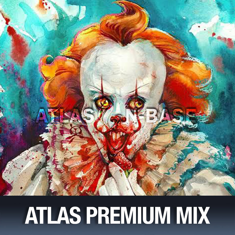 Atlas-Atlas Mix Clown Pennywise - 10ml Mix Aroma