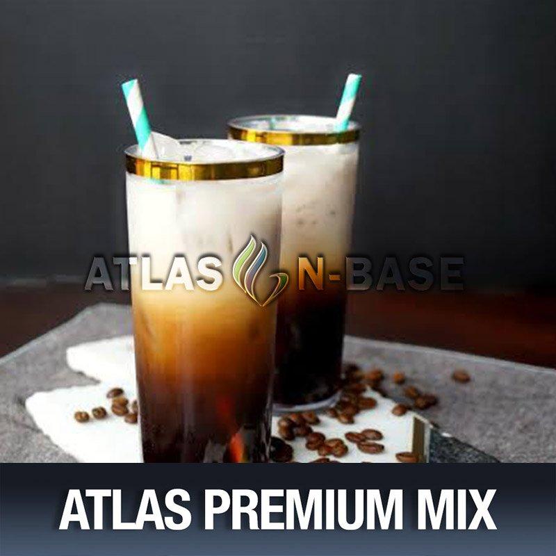 Atlas-Atlas Mix Coffee Cold Brew - 10ml Mix Aroma