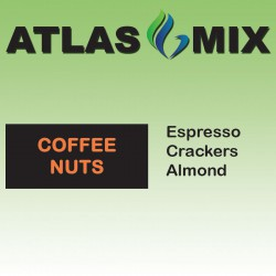 Atlas Mix Coffee Nuts - 10ml Mix Aroma
