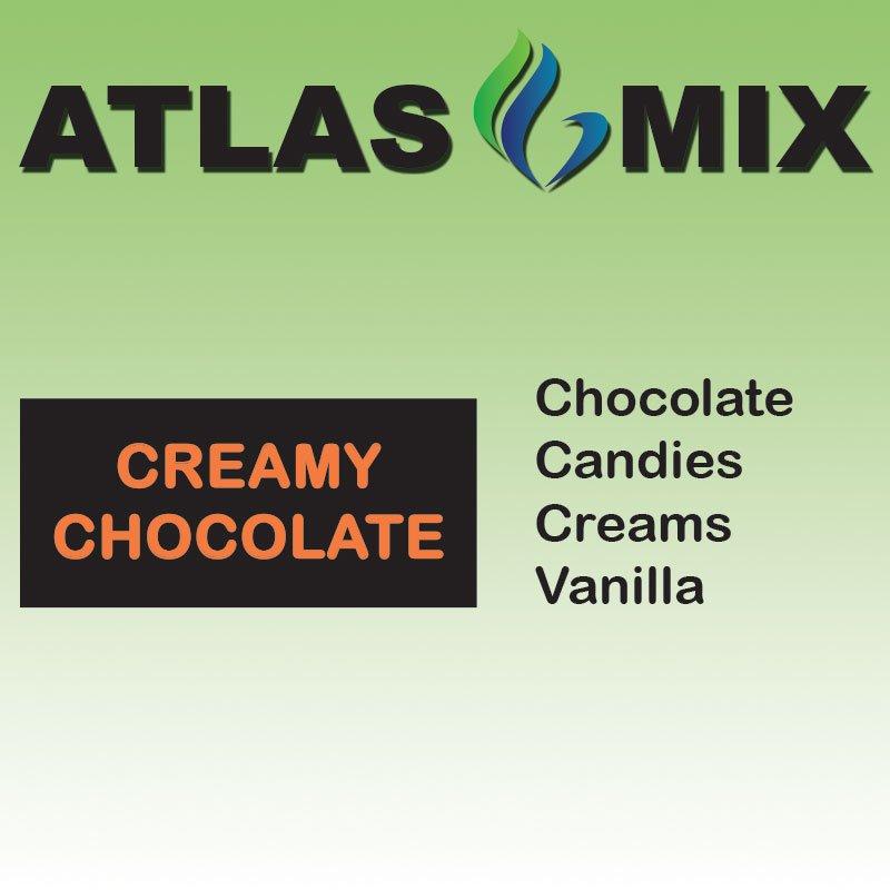 Atlas-Atlas Mix Creamy Chocolate - 10ml Mix Aroma