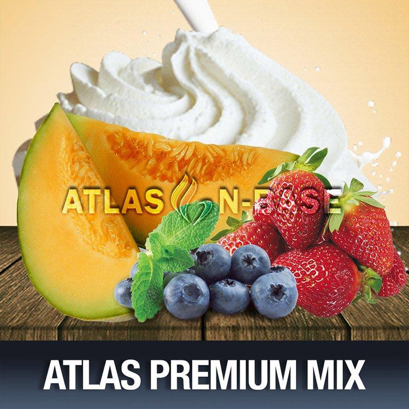 Atlas-Atlas Premium Mix Dewberry Cream - 10ml Mix Aroma