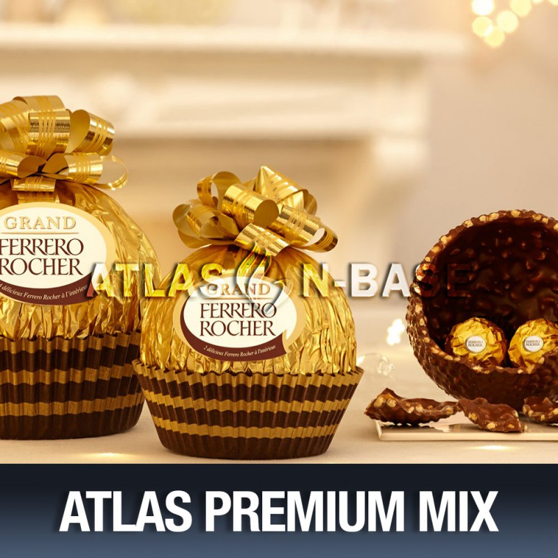 Atlas-Atlas Premium Mix Ferrero Rocher - 10ml Mix Aroma