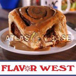 Flavor West Cinnamon Roll - 10ml Dolum Aroma