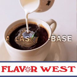 Flavor West Coffee Cream - 10ml Dolum Aroma