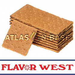 Flavor West Graham Cracker - 10ml Dolum Aroma
