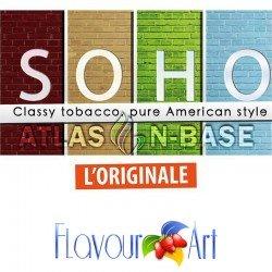 Flavour Art Soho - 10ml Dolum Aroma