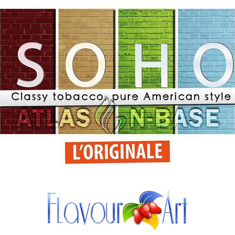 Flavour Art-Flavour Art Soho - 10ml Dolum Aroma