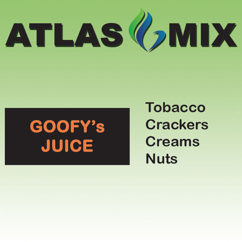 Atlas-Atlas Mix Goofy's Juice - 10ml Mix Aroma