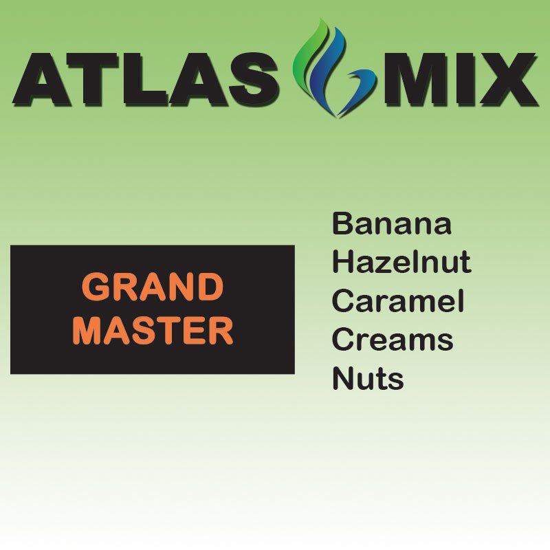 Atlas-Atlas Mix Grand Master - 10ml Mix Aroma