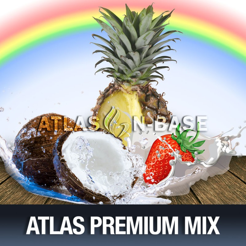 Atlas-Atlas Mix Lava Flow - 10ml Mix Aroma
