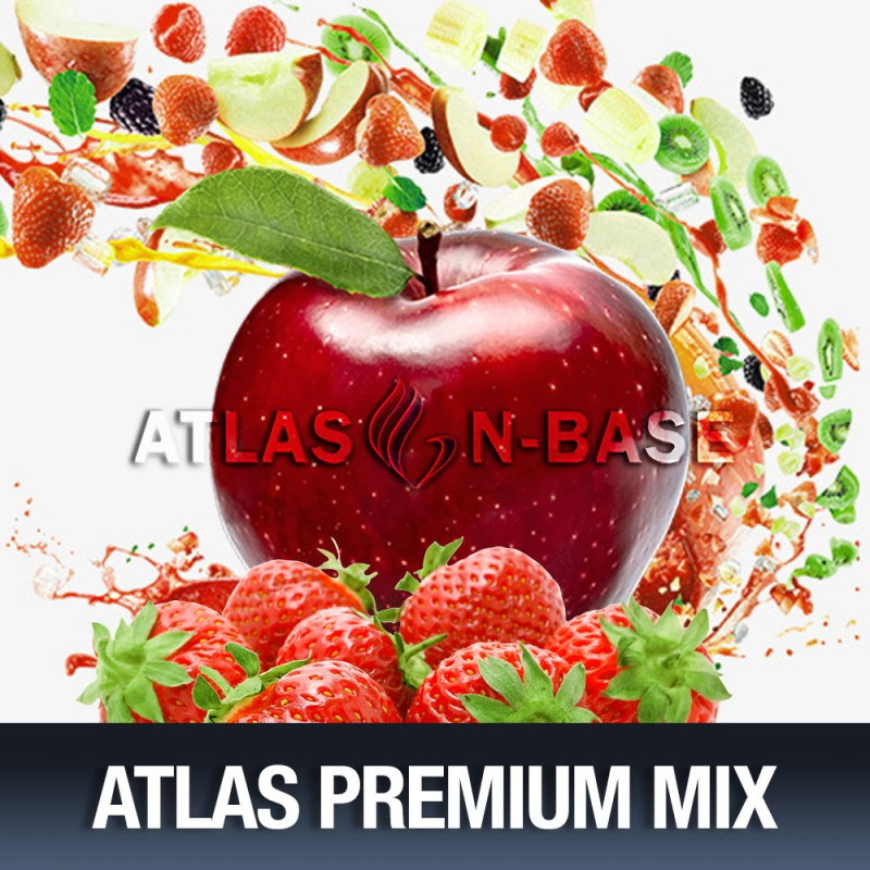 Atlas-Atlas Premium Mix MOAB- 10ml Mix Aroma
