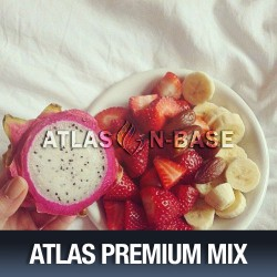 Atlas Mix Nana Cream - 10ml Mix Aroma