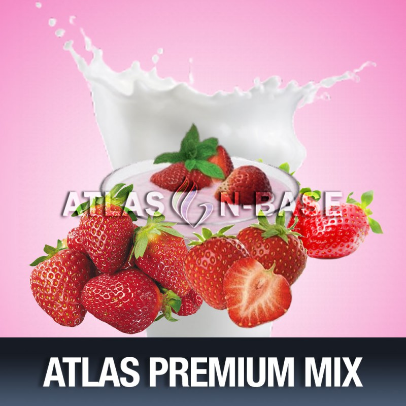 Atlas-Atlas Mix Pink Moo - 10ml Mix Aroma
