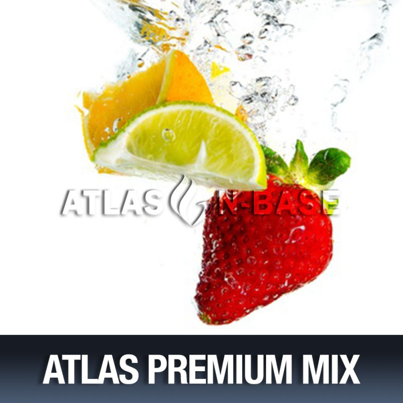 Atlas-Atlas Premium Mix Shocker- 10ml Mix Aroma