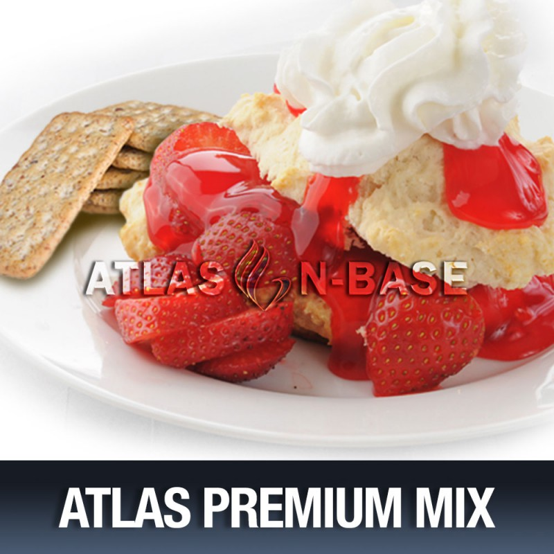 Atlas-Atlas Mix Smash Mout - 10ml Mix Aroma