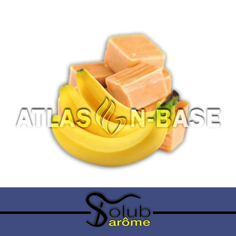 Solub Arome-Solub Arome Banana's Bikers - 10ml Dolum Aroma