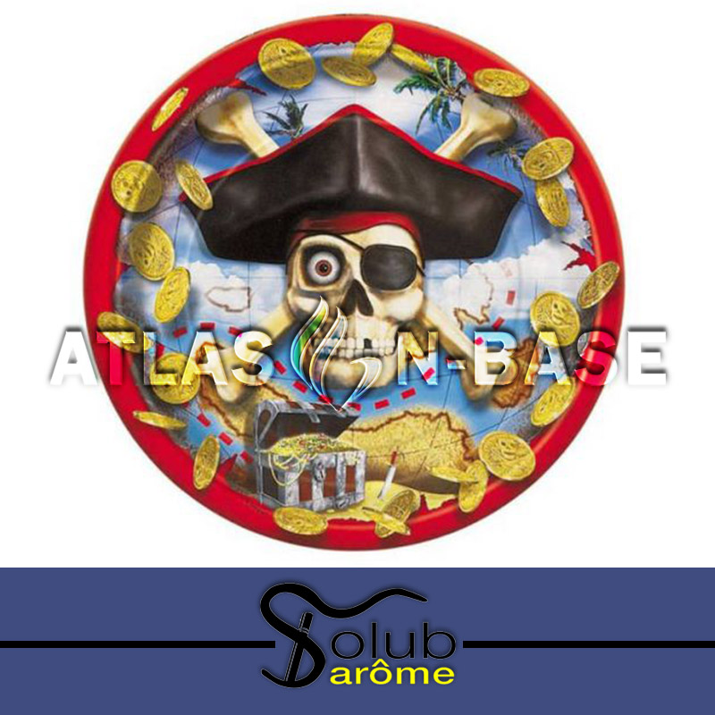 Solub Arome-Solub Arome Chasseur de Primes - 10ml Dolum Aroma