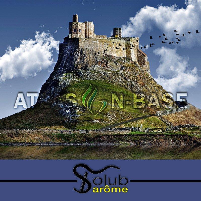 Solub Arome-Solub Arome Chateau Haut - 10ml Dolum Aroma