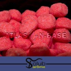 Solub Arome Fraise Bonbon - 10ml Dolum Aroma
