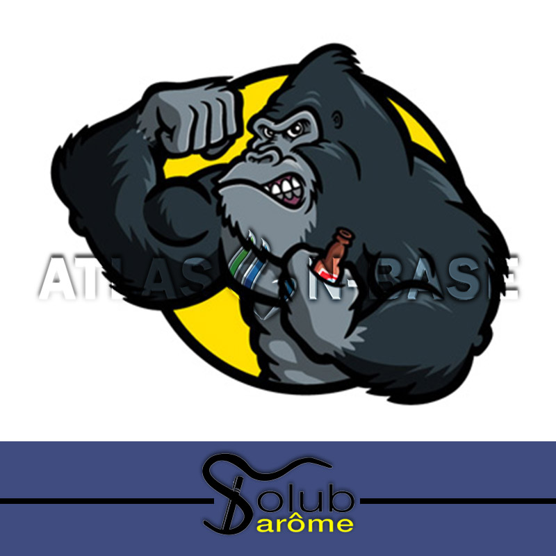 Solub Arome-Solub Arome Gorilla V2 - 10ml Dolum Aroma