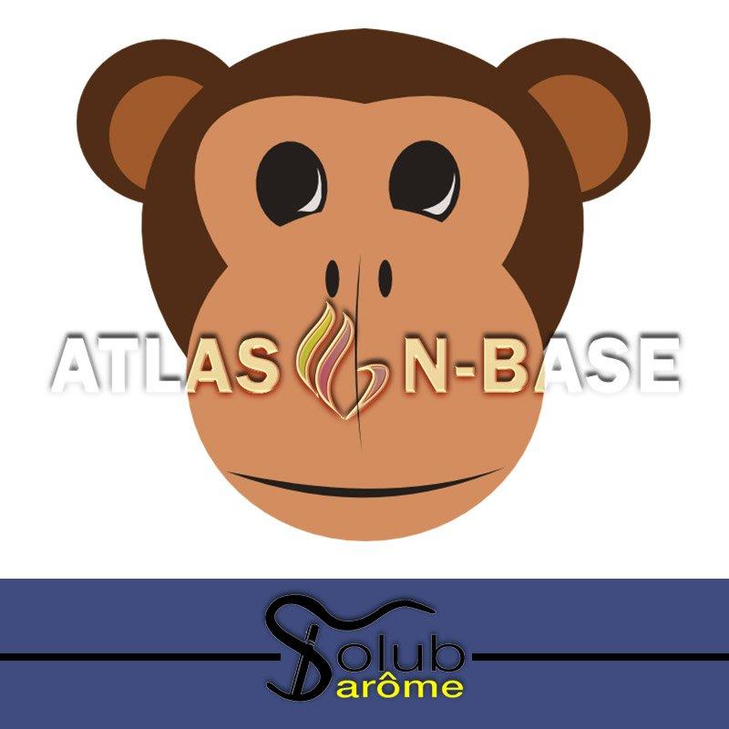 Solub Arome-Solub Arome Monkey - 10ml Dolum Aroma