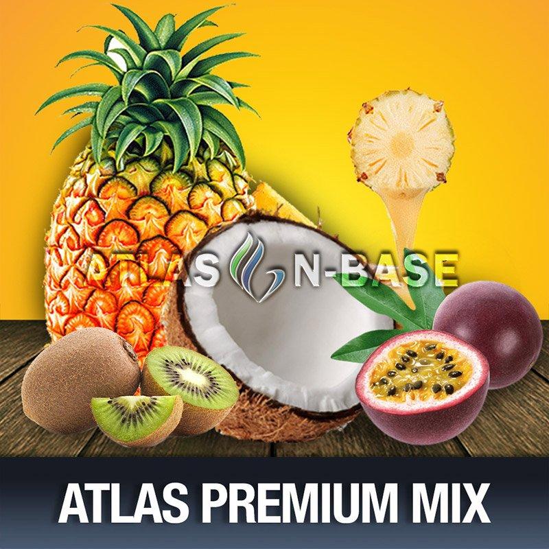 Atlas-Atlas Premium Mix Sonrise v2 - 10ml Mix Aroma