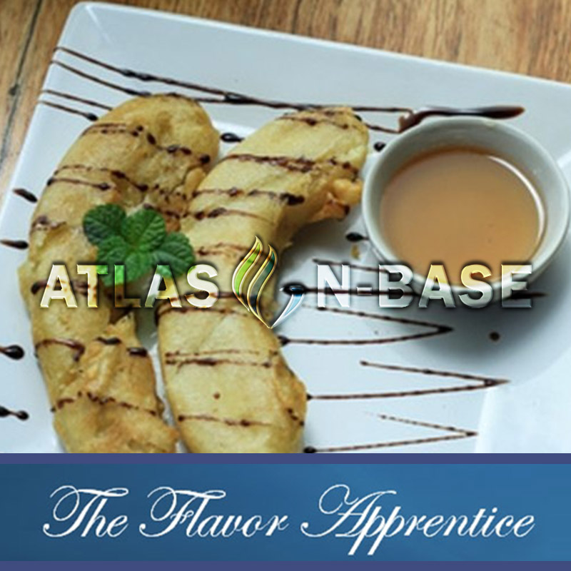 The Flavor Apprentice-TFA Banana Foster - 10ml Dolum Aroma