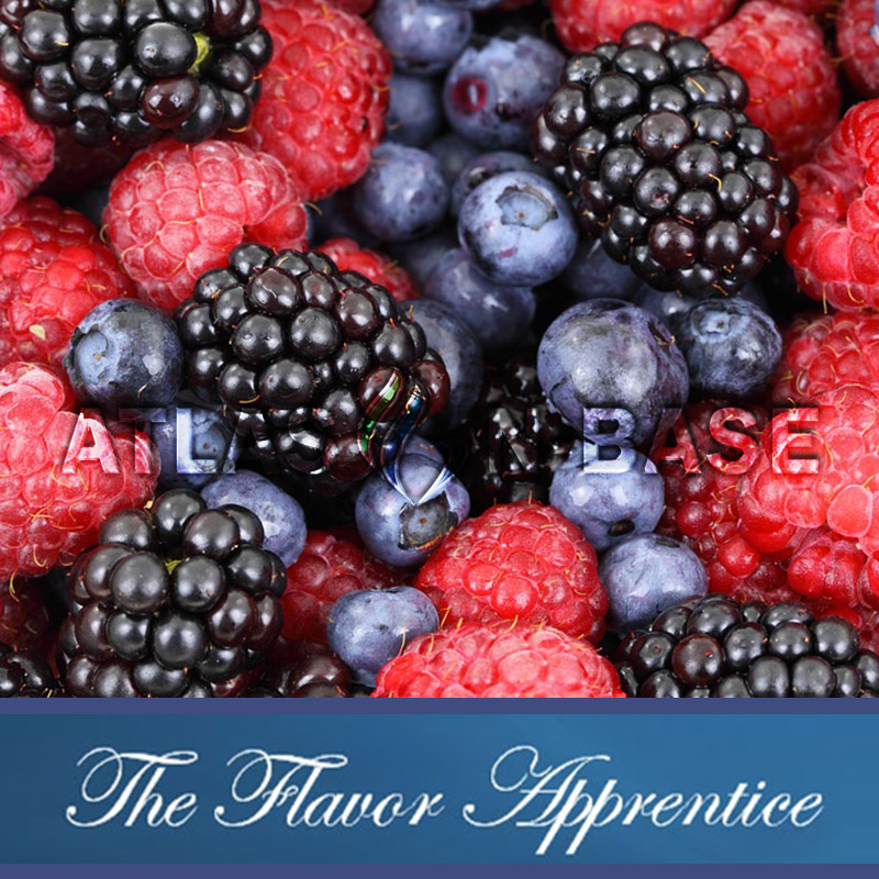 The Flavor Apprentice-TFA Berry Mix - 10ml Dolum Aroma