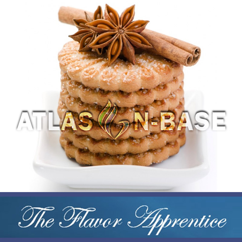 The Flavor Apprentice-TFA Cinnamon Sugar Cookie - 10ml Dolum Aroma