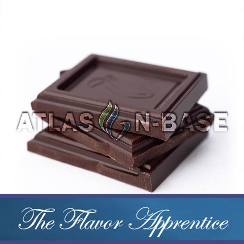 The Flavor Apprentice-TFA Double Chocolate (Clear) - 10ml Dolum Aroma