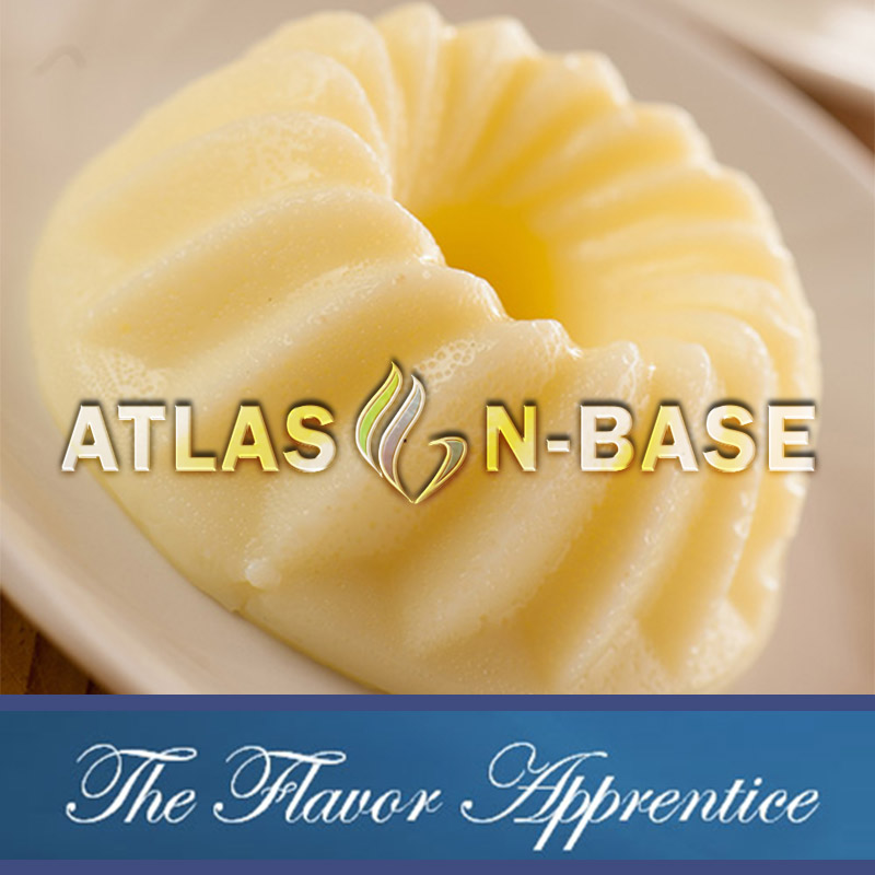 The Flavor Apprentice-TFA Dx Bavarian Cream - 10ml Dolum Aroma