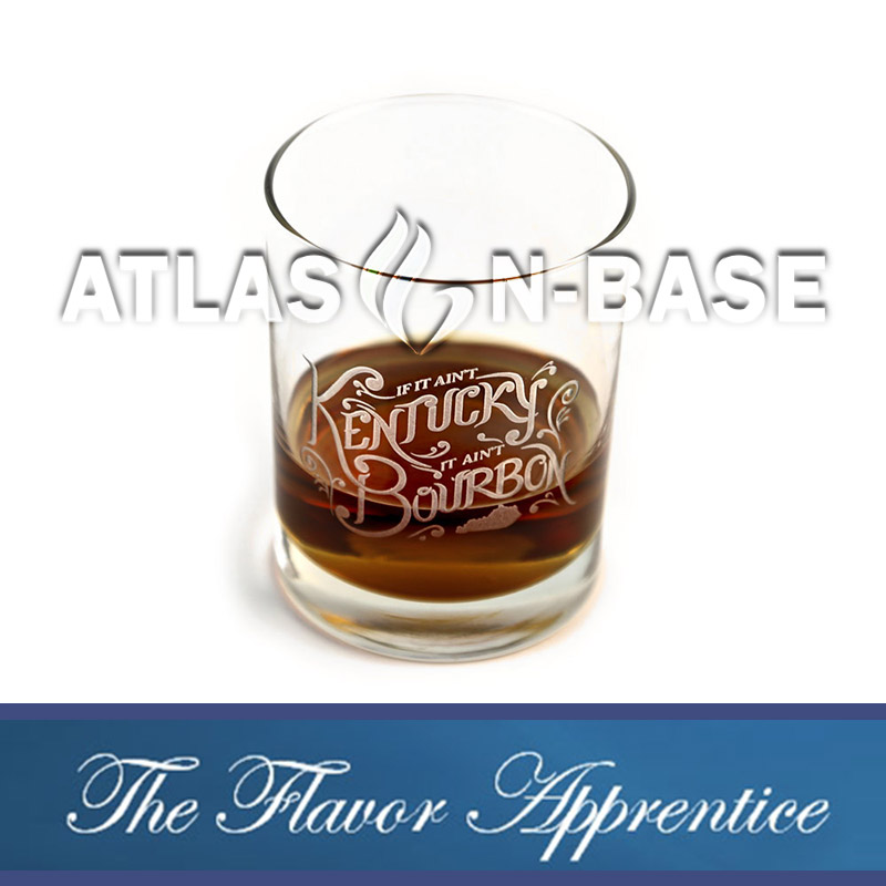The Flavor Apprentice-TFA Kentucky Bourbon - 10ml Dolum Aroma