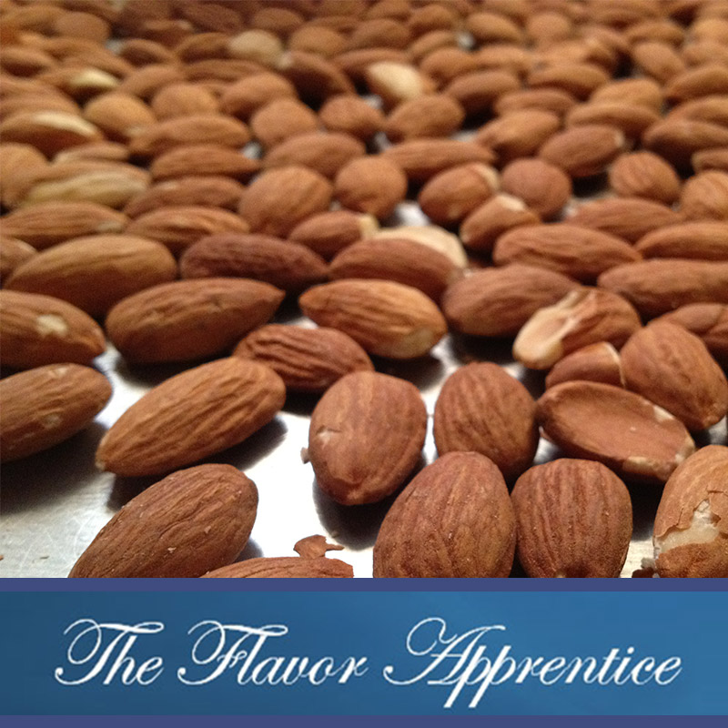 The Flavor Apprentice-TFA Toasted Almond - 10ml Dolum Aroma