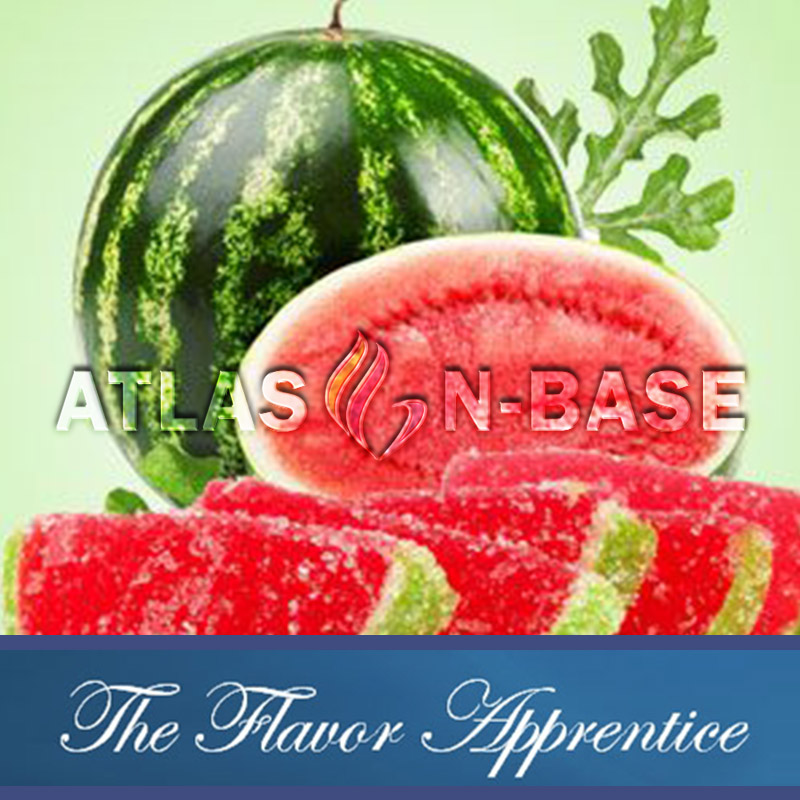 The Flavor Apprentice-TFA Watermelon Candy - 10ml Dolum Aroma
