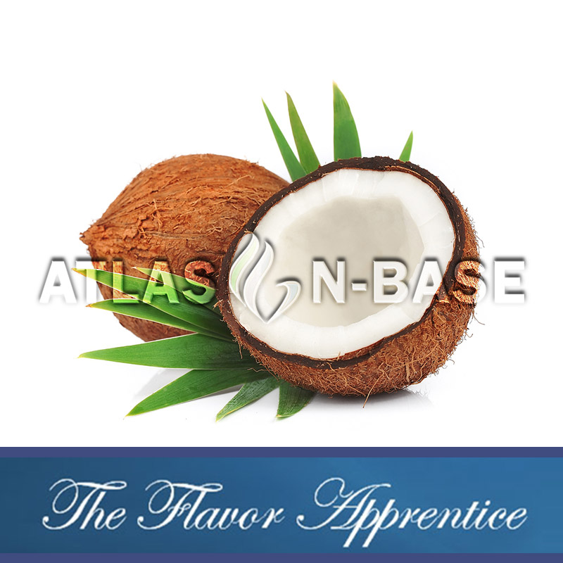 The Flavor Apprentice-TFA Coconut (Extra) - 10ml Dolum Aroma