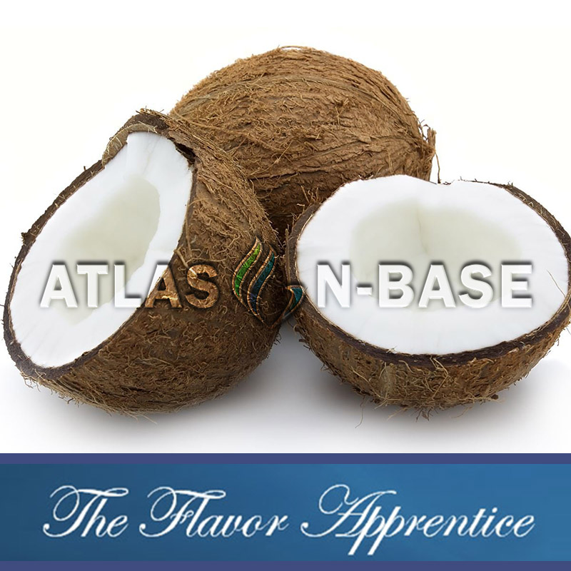 The Flavor Apprentice-TFA DX Coconut - 10ml Dolum Aroma