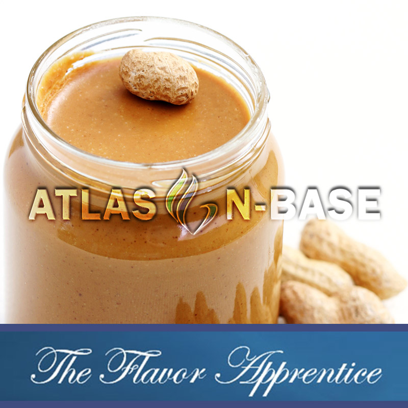 The Flavor Apprentice-TFA Peanut Butter - 10ml Dolum Aroma