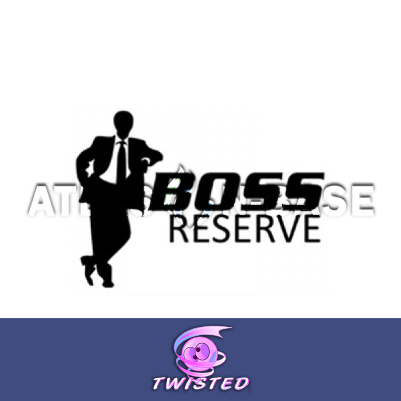 Twisted-Twisted Boss Reserve - 10 ml Dolum Aroma