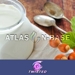 Twisted Hazelnuss Yoghurt - 10 ml Dolum Aroma